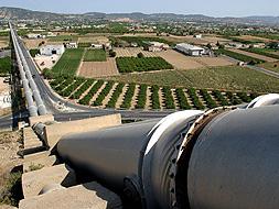 El Presidente de Extremadura dispuesto a vender al Tajo