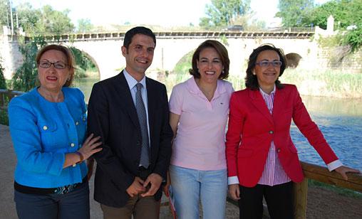 La Plataforma traslada sus inquietudes a la Ministra Rosa Aguilar